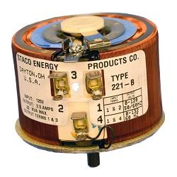 221-B221-Bvariable Transformer Singlephase 0-120/0-132v 50/60 Hertz2.5a 0.38 Kva