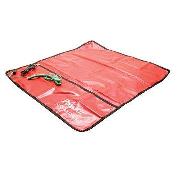 """900-056900-056 Esd MaT- Staticprotection Kit 10ft Groundwith Wrist Strap 26"""" X 24""""compact And Easily Transported"""