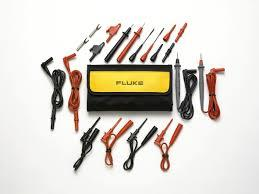 Tl81atl81a Deluxe Electronictest Lead Kit Ideal Fortesting Electronic Equipmentincludes 11 Items