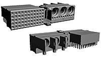 100750-1TE Conn 100750-1Hard Metric Connectors 5 Row55 Position Z-PACK Series