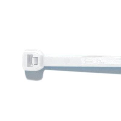"""ms3367-1-9-cMS3367-1-9 Cable Tie 7""""L 50LBTensile Nat Nylon Max Temp185F RoHS NSN:5975-01-624-5836AS/SAE:3367-1-9 100PCS/Package"""